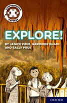 Project X <i>Comprehension Express</i>: Stage 1: Explore!