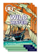 Project X <i>Comprehension Express</i>: Stage 2: Wild Water Pack of 15