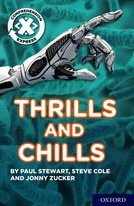 Project X <i>Comprehension Express</i>: Stage 3: Thrills and Chills Pack of 6