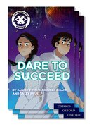 Project X <i>Comprehension Express</i>: Stage 3: Dare to Succeed Pack of 15