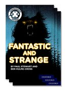 Project X <i>Comprehension Express</i>: Stage 3: Fantastic and Strange Pack of 15