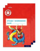 Project X <i>Comprehension Express</i>: Stage 1 Workbook Pack of 30
