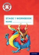 Project X <i>Comprehension Express</i>: Stage 1 Workbook Pack of 6