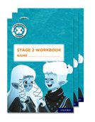 Project X <i>Comprehension Express</i>: Stage 2 Workbook Pack of 30