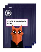 Project X <i>Comprehension Express</i>: Stage 3 Workbook Pack of 30