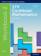 STP Caribbean Mathematics, Fourth Edition: Age 11-14: STP Caribbean Mathematics Workbook 2