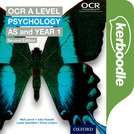OCR A Level Psychology AS and Year 1 Kerboodle Book
