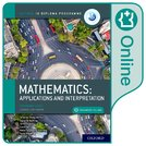 Oxford IB Diploma Programme: IB Mathematics: applications and interpretation Standard Level Online Course Book