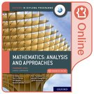 Oxford IB Diploma Programme: IB Mathematics: analysis and approaches Standard Level Online Course Book