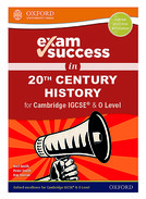 Exam Success in 20th Century History for Cambridge IGCSE® & O Level