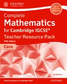 Complete Mathematics for Cambridge IGCSE Teacher Resource Pack (Core)