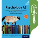 The Complete Companions for WJEC: Year 1 and AS Psychology Kerboodle Book