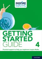 Inspire Maths: Getting Started Guide 4