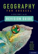 Geography for Edexcel A Level Year 1 and AS Level Revision Guide