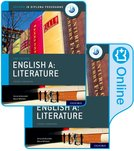 IB English A: Literature Print and Online Course Book Pack