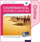 Oxford IB Diploma Programme: IB Prepared: Environmental Systems and Societies (Online)