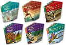 Oxford Reading Tree TreeTops Myths and Legends: Levels 12 and 13: Pack of 36