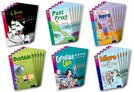 Oxford Reading Tree TreeTops Fiction: Level 10 More Pack B: Pack of 36