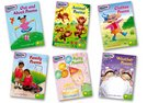 Oxford Reading Tree: Levels 1-2: Glow-worms: Pack (6 books, 1 of each title)