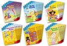 Oxford Reading Tree: Levels 3-4: Glow-worms: Class Pack (36 books, 6 of each title)