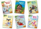 Oxford Reading Tree: Levels 7-8: Glow-worms: Mixed Pack (6 books, 1 of each title)