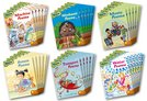 Oxford Reading Tree: Levels 7-8: Glow-worms: Class Pack (36 books, 6 of each title)