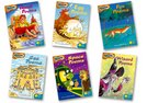 Oxford Reading Tree: Levels 8-9: Glow-worms: Pack (6 books, 1 of each title)