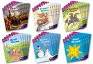 Oxford Reading Tree: Levels 10-11: Glow-worms: Class Pack (36 books, 6 of each book)