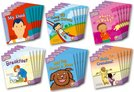 Oxford Reading Tree: Level 1+: Snapdragons: Class Pack (36 books, 6 of each title)