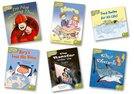 Oxford Reading Tree: Level 7: Snapdragons: Pack (6 books, 1 of each title)