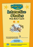 Read Write Inc. Phonics: Interactive Stories CD-ROM 2 Multi User