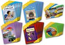 Oxford Reading Tree: Level 5: Fireflies: Class Pack (36 books, 6 of each title)