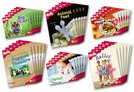 Oxford Reading Tree: Level 4: More Fireflies A: Class Pack (36 books, 6 of each title)