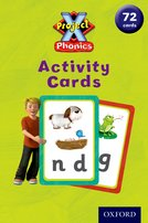Project X: Phonics Activity Cards