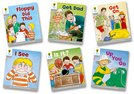 Oxford Reading Tree: Level 1: More First Words: Pack of 6