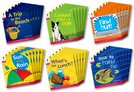 Oxford Reading Tree: Level 4: Floppy's Phonics Non-Fiction: Class Pack of 36