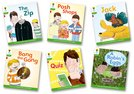 Oxford Reading Tree: Level 2: Floppy's Phonics Fiction: Pack of 6