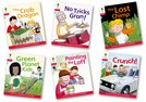 Oxford Reading Tree: Level 4: Floppy's Phonics Fiction: Pack of 6