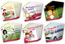 Oxford Reading Tree: Level 4: Floppy's Phonics Fiction: Class Pack of 36