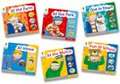 Oxford Reading Tree: Level 1: Floppy's Phonics: Sounds and Letters: Pack of 6