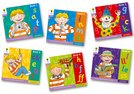 Oxford Reading Tree: Level 1+: Floppy's Phonics: Sounds and Letters: Pack of 6