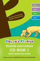 Oxford Reading Tree: Floppy's Phonics: Sounds and Letters: CD-ROM 1