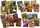 Oxford Reading Tree TreeTops Graphic Novels: Levels 13-16: Singles Pack