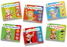 Oxford Reading Tree: Floppy Phonics Sounds  Letters Level 1 More a Pack of 6