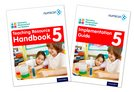Numicon: Geometry, Measurement and Statistics 5 Teaching Pack