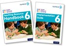Numicon: Geometry, Measurement and Statistics 6 Teaching Pack