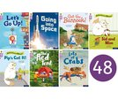 Oxford Reading Tree Word Sparks: Level 1+: Class Pack of 48