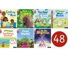 Oxford Reading Tree Word Sparks: Oxford Level 4: Class Pack of 48
