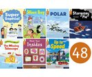 Oxford Reading Tree Word Sparks: Level 8: Class Pack of 48