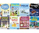 Oxford Reading Tree Word Sparks: Level 8: Mixed Pack of 8